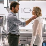 "In December 2016, Chris Pratt starred alongside Jennifer Lawrence in the sci-fi romance ""Passengers"". (Photo: Archive)"