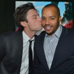 Zach Braff and Donald Faison. (Photo: Archive)