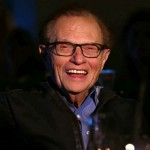 Larry King's youngest son was born when he was 67. (Photo: Archive)