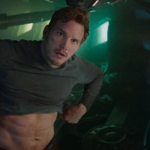 And in April this year, Chris Pratt came back as Peter Quill for the second part of Guardians of the Galaxy. (Photo: Archive)