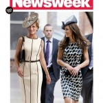Newsweek came out with a computer generated, digitally aged, Princess Diana walking next to Duchess of Cambridge, on the cover. The issue commemorated what would have been the princess' 50th birthday. (Photo: Archive)