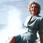 "After acting in low-budget films, Marilyn Monroe finally got get first starring role in a movie in 1953. Monroe replaced fellow actress Anne Bancroft for the role of Rose in the film ""Niagara"". (Photo: Archive)"