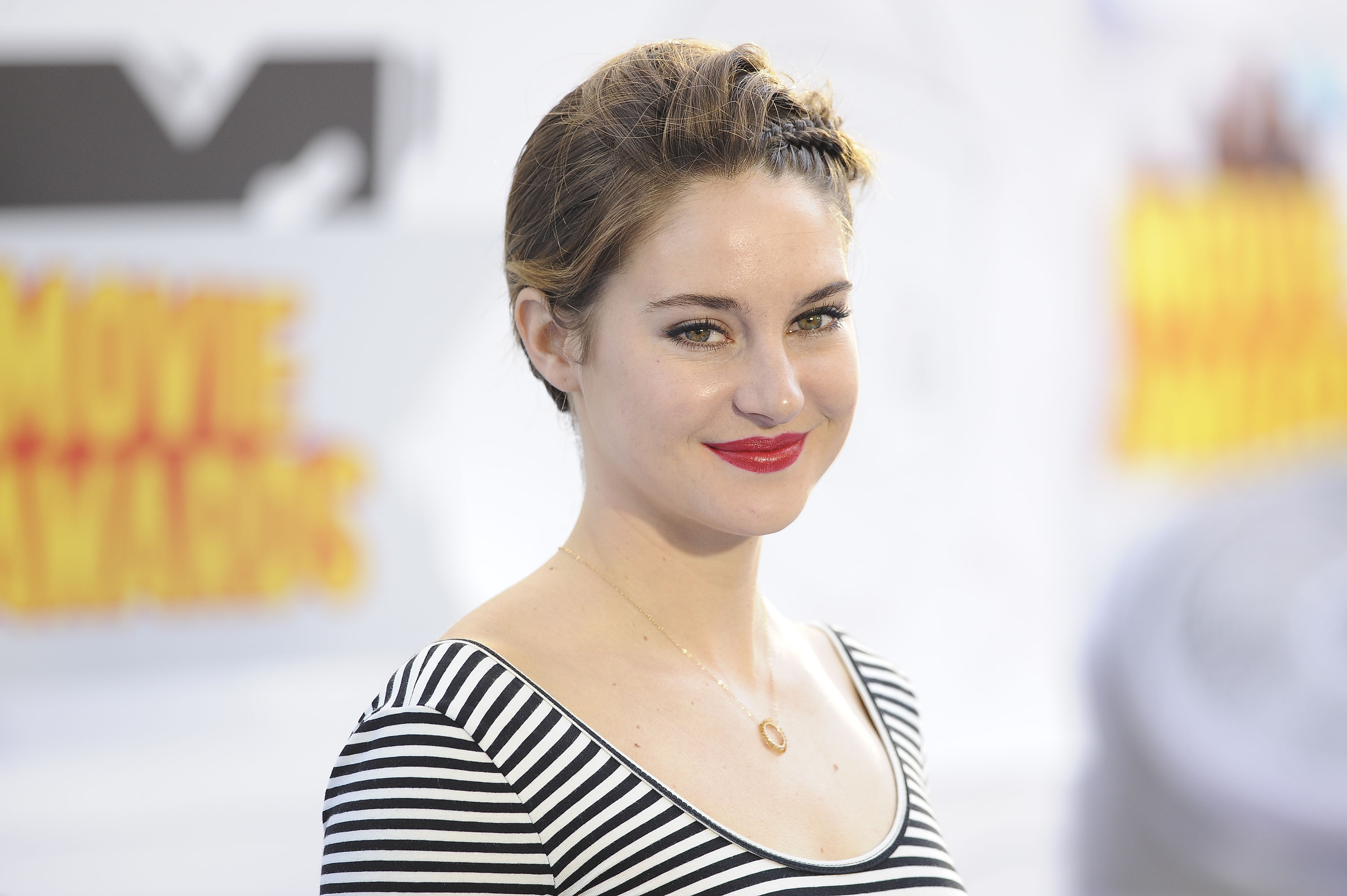 """Shailene Woodley said on an interview: """"I'm not a big technology person. I don't even have a smartphone. I don't even have a cellphone! And if I were to have one, it would be a flip-phone […] The more you get away from all the technological buzz, the more freedom you have."""" (Photo: Archive)"""