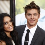 Zac Efron and Vanessa Hudgens in High School Musical. (Photo: Archive)