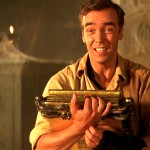 John Hannah gave life to Jonathan Carnahan, Evy's clumsy brother in The Mummy. (Photo: Archive)