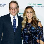 Sarah Jessica Parker and Matthew Broderick, 26 years together. (Photo: Archive)