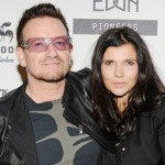 Bono and Ali Hewson, together for 35 years. (Photo: Archive)