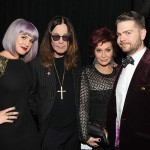 The Osbournes (Photo: Archive)