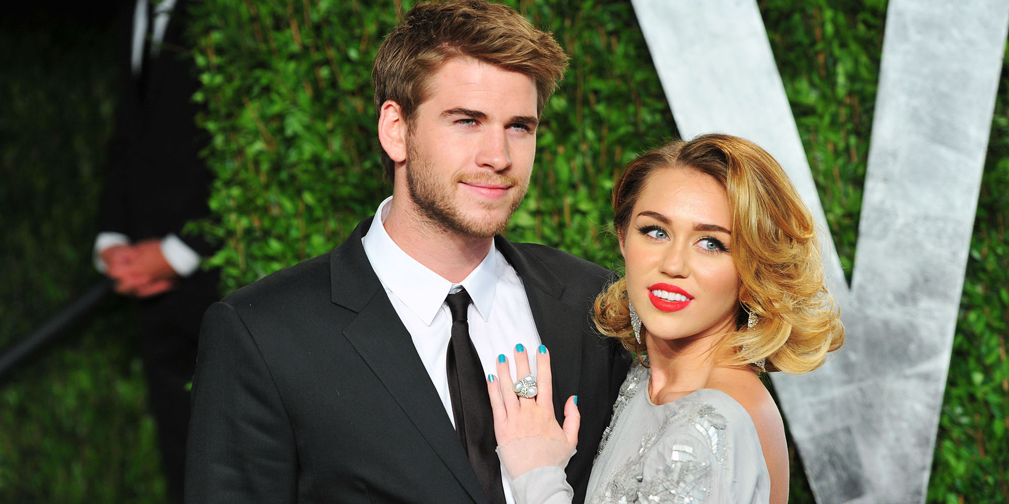Miley Cyrus and Liam Hemsworth in The Last Song. (Photo: Archive)