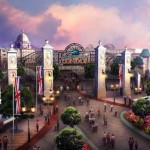Paramount Park, in Kent, U.K. It's thought to open in Easter 2020 and will feature rides on Paramount movie's like Star Trek and Mission: Impossible. (Photo: Archive)