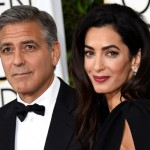 Las February, George Clooney said he and his wife were very happy and excited about their pregnancy. (Photo: Archive)