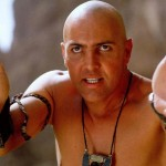 Maybe the name Arnold Vosloo does not seem familiar, but he was the actor who played Imhotep, better known as The Mummy. This was, without a doubt, Vosloo's best role in a movie. (Photo: Archive)
