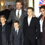 The Beckhams (Photo: Archive)