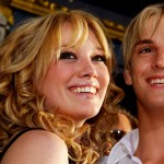Hilary Duff and Aaron Carter (Photo: Archive)