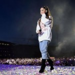 13 days after the attacks, Grande went back to Manchester to stage the One Love Manchester charity concert. (Photo: Archive)