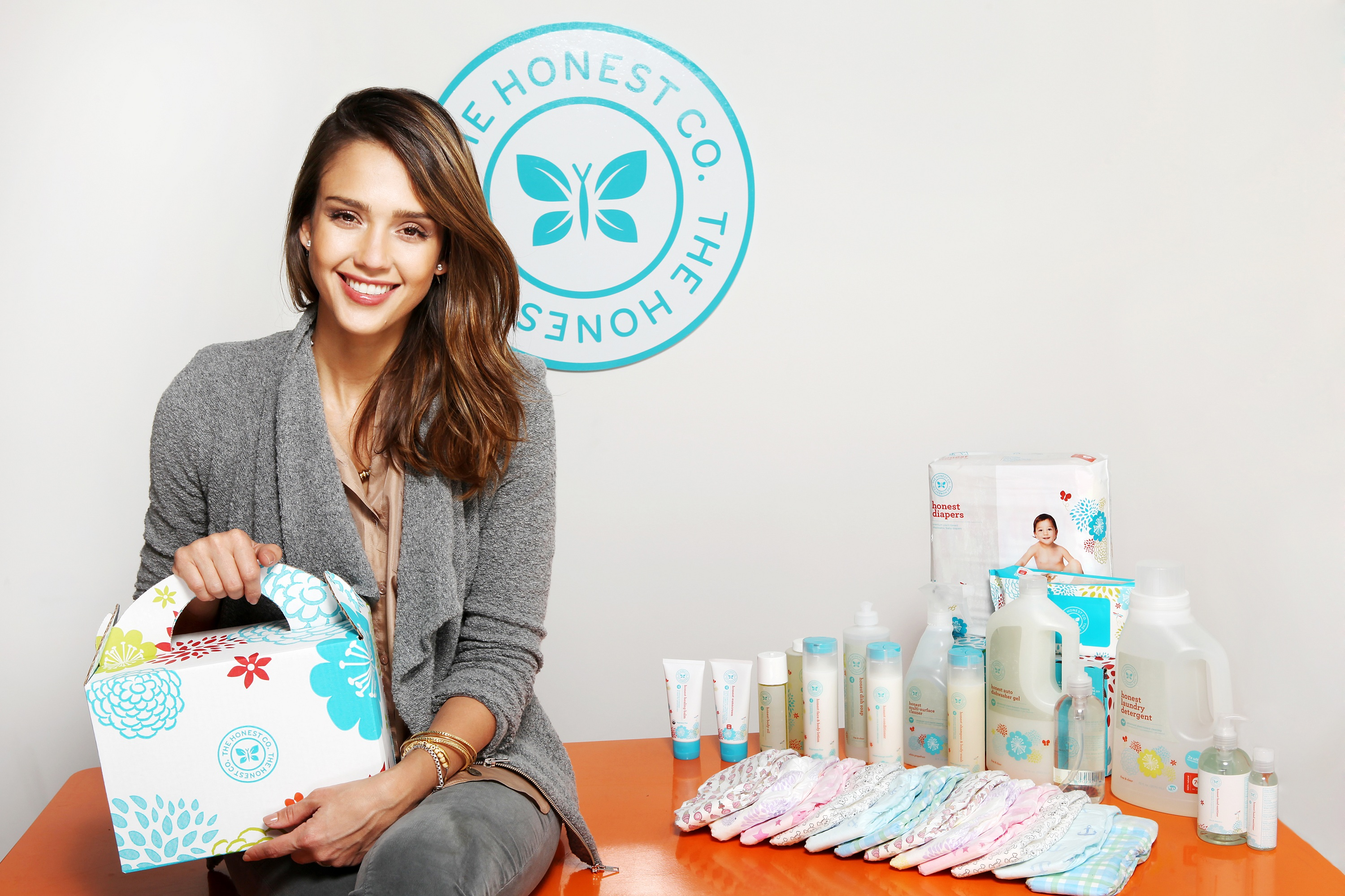 In 2011, Jessica Alba cofounded The Honest Company, a nontoxic household products supplier. The company is valued at $1.7 billion USD. (Photo: Archive)