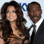 Eddie Murphy and Tracey Edmonds. Duration: 2 weeks. (Photo: Archive)