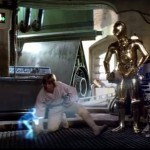 The droid was compiled form parts used throughout filming the original trilogy. (Photo: Archive)
