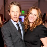 Julia Roberts and Danny Moder, married since 2002. (Photo: Archive)