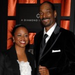 Snoop Lion and Shante Broadus, 25 years together. (Photo: Archive)