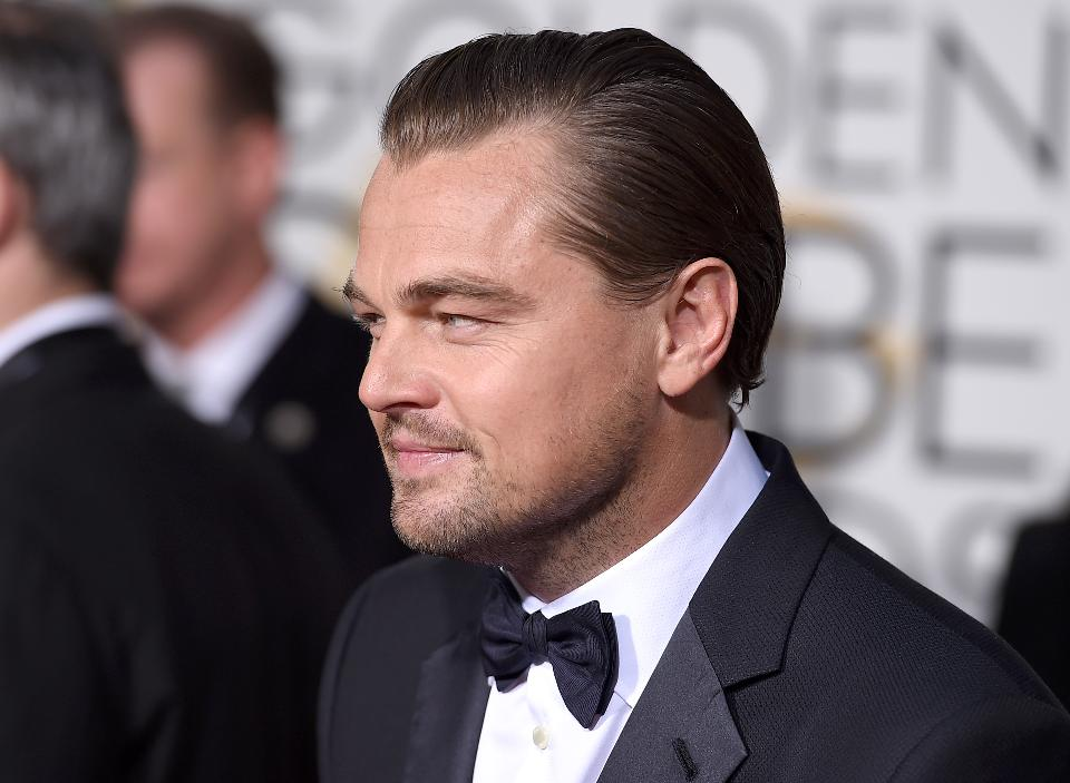 Leonardo DiCaprio was raised by a single mom who worked several jobs to make ends meet. (Photo: Archive)
