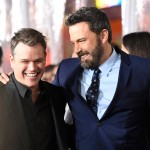 Ben Affleck and Matt Damon. (Photo: Archive)