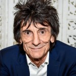 Ronnie Wood welcomed his twin girls just two days before turning 69. (Photo: Archive)