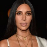 Kim Kardashian said on Snapchat that her first KKW Beauty product will be a contour kit. (Photo: Archive)