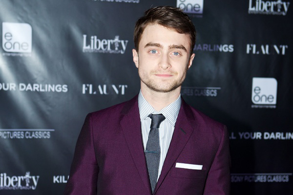 """Daniel Radcliffe has sworn off social media almost completely. """"I don't have Twitter and I don't have Facebook, and I think that makes things a lot easier. If you go on Twitter and tell everybody what you're doing moment to moment and then claim you want a private life, then no one is going to take that request seriously."""" (Photo: Archive)"""