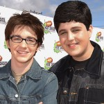 "Both actors became famous due to the Nickelodeon show ""Drake and Josh"", and ended up being real-life friends after starring the series for three years. (Photo: Archive)"
