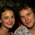 Pratt and his Everwood costar Emily VanCamp dated in real life from 2004 to 2006. (Photo: Archive)