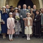 Michele Dockery, Hugh Bonneville, and Maggie Smith were some of the cast members of the drama series. (Photo: Release)