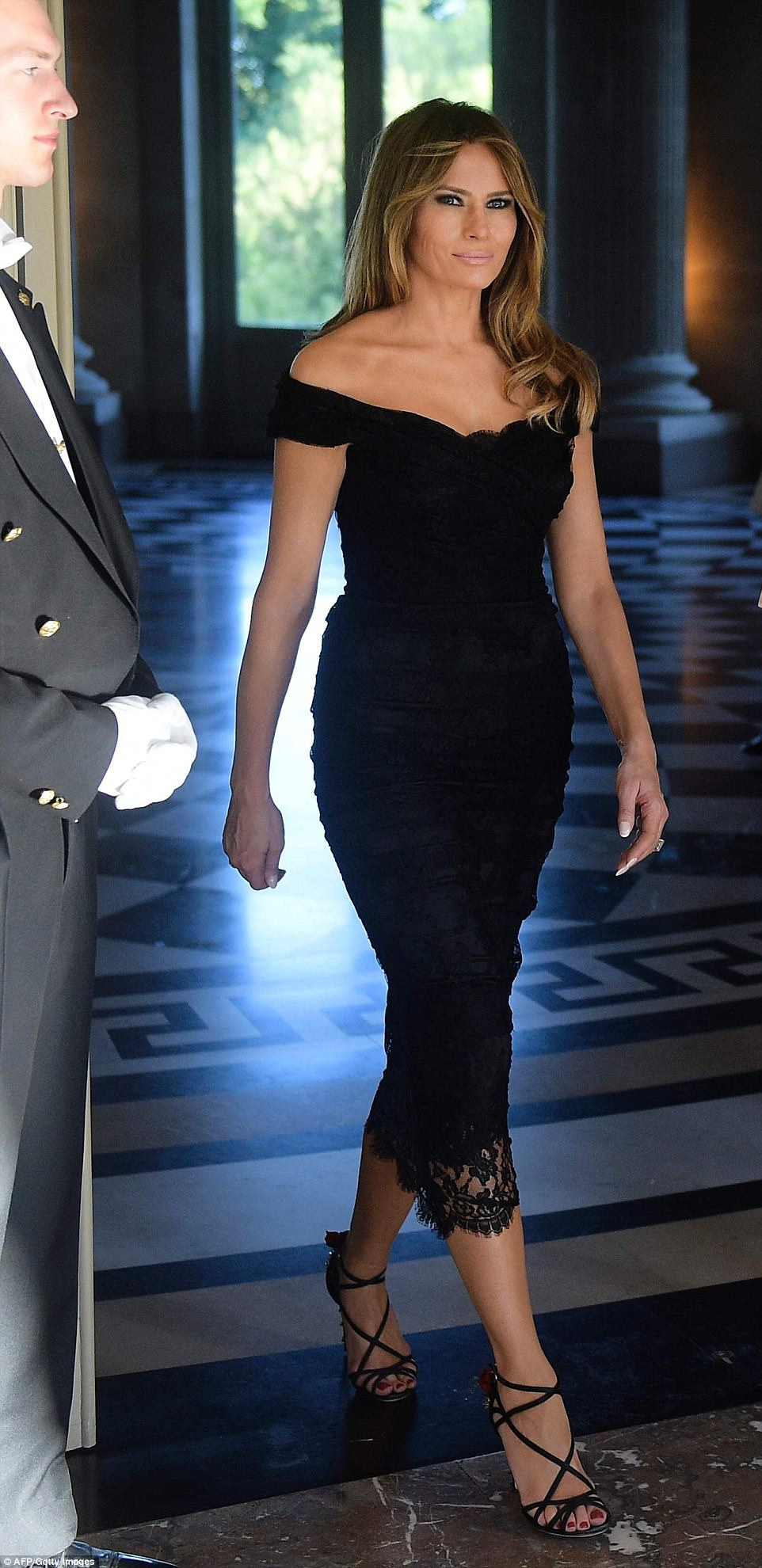 Melania Trump S Best Looks Since She Became The First Lady
