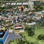 Dubai Parks & Resorts, in Jebel Ali, UAE. It will actually feature three separate theme parks: the seventh Legoland, a Bollywood-themed world, and Motiongate Dubai which will include an area devoted to Dreamworks. It opened just a few months ago. (Photo: Archive)