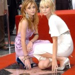 In 2004, Mary Kate and Ashley became the first twins to receive their star on the Walk of Fame in Hollywood. (Photo: Archive)