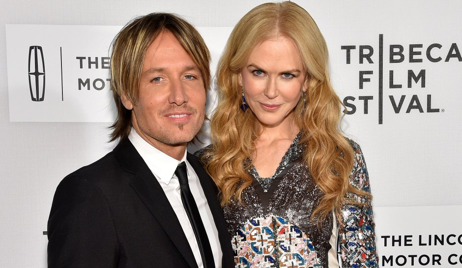 Nicole Kidman and Keith Urban (Photo: Archive)