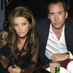 Nicolas Cage and Lisa Marie Presley. Duration: 3 months. (Photo: Archive)