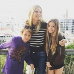 Paltrow and Martin have two children together: Apple, 13, and Moses, 11. (Photo: Instagram)