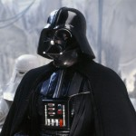 Darth Vader's helmet from the original film sold for $96,000 USD. (Photo: Archive)