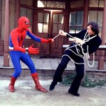 Spider-Man, in Japan. (Photo: Archive)