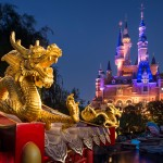 Disneyland, in Shanghai, China. It opened a Little bit over a year ago. But it is considered to be the Disneyland of this decade! It combines the classic Disney magic with a bit of Chinese flair. (Photo: Archive)