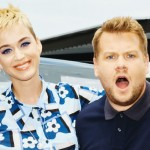 Katy Perry addressed her feud with Swift on James Corden's Carpool Karaoke. (Photo: Archive)