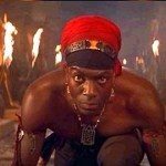 Akinnuoye-Agbaje played Lock-Nah, Imhotep's bodyguard in The Mummy Returns, and although it was one of the biggest films in which he participated, it was not the role that catapulted his career. (Photo: Archive)