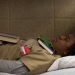 Is Suzanne mentally OK after her attempt to feel what being unable to breath was like due to Poussey's death? (Photo: Archive)