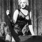 "The last film Marilyn Monroe completed allowed her to go back to the more dramatic roles. Her character in ""Th misfits"", in 1961, proofed she had the ability to play more mature roles. (Photo: Archive)"