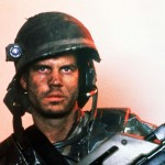 Late actor Bill Paxton's helmet worn on the set of Aliens was also sold at the auction. (Photo: Archive)