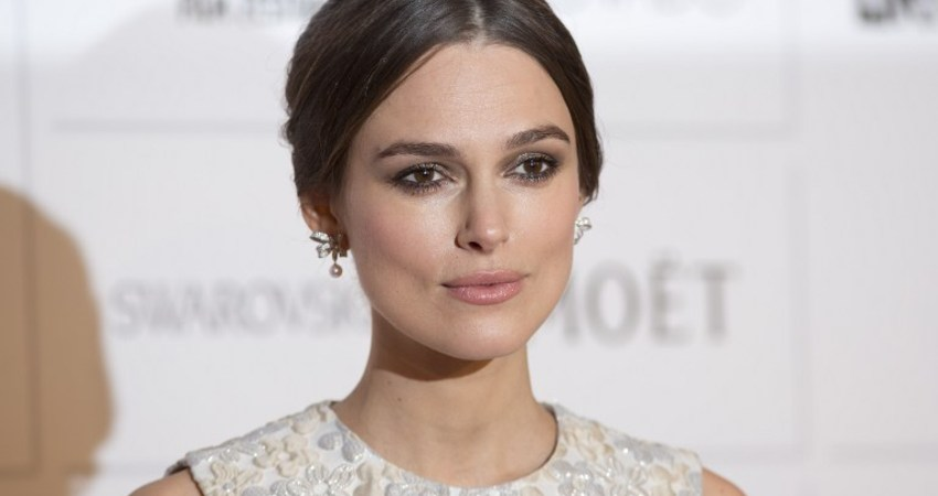 """Keira Knightley said she opened a Twitter account under a fake name, but that she could only take it for 12 hours before she deleted the app from her phone. """"It made me feel a little bit like being in a school playground and not being popular and standing on the sidelines kind of going, 'Argh'."""" (Photo: Archive)"""