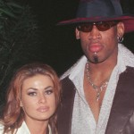 Carmen Electra and Dennis Rodman. Duration: 9 days. (Photo: Archive)