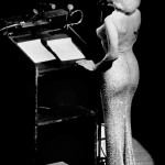 "Although it has never been proven, there has always been rumors about president of the United States John F. Kennedy and Marilyn Monroe being more than just friends. Proof of this was the famous ""Happy Birthday, Mr. President"" rendition that Monroe sang at Kennedy's 45th birthday party. One of the best gifts ever. (Photo: Archive)"