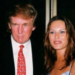 When she first met Trump in 1998, she refused to give him her phone-number because he was with another woman. (Photo: Archive)